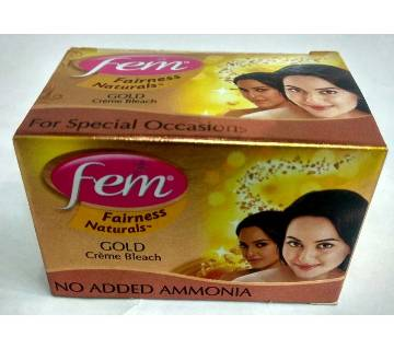 fem gold creme bleach 8 gm India