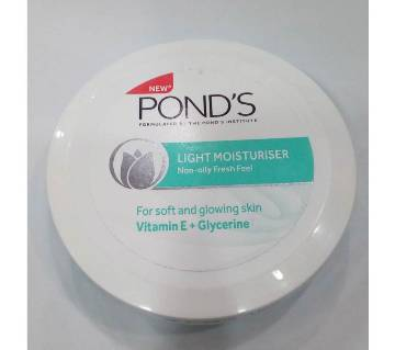 Ponds light moisturiser cream 75 ml  india