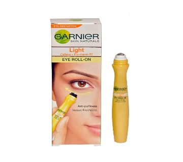garnier eye roll on 15 ml india