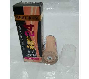 White house super stay 24H natural matte finish lhquid foundation No 101  28 ml USA