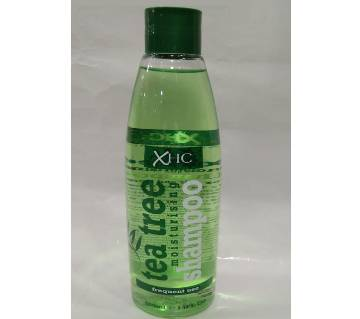 Tea tree moisturising shampoo 400 ml UK