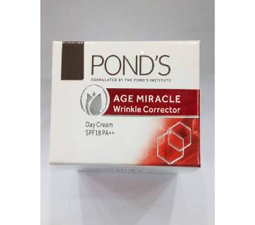 Ponds Age Miracle Wrinklr Corrector Day Cream  10 Gm India