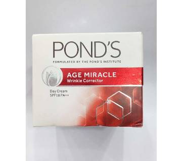 Ponds Age Miracle Wrinklr Corrector Day Cream 50 Gm India