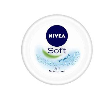 NIVEA Soft Light Moisturising Cream, 25ml India