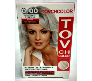 white hair color 60 ml China