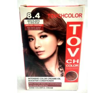 medium chestnut hair colour 60 ml China