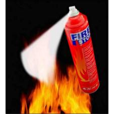 Fire Stop Fire extinguisher spray