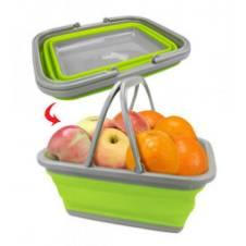 Multifunctional Smart Folding Basket