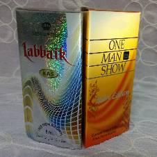 One man Show + Labbaik আতর (কম্বো) 6ml BD