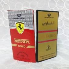 Ferrari + Al-Fares আতর (কম্বো) 6ml BD