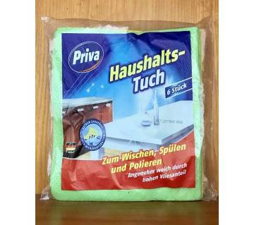Cleaning Cloth-all purpose-6pcs packet-Germany