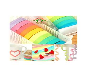 Rainbow Washi Set