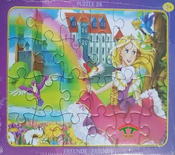 Frame Puzzle Friend