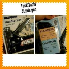 Heavy Metal Hand-tacker / Staple Gun