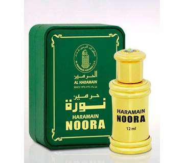 Al Haramain Pure Perfume (Noora Attar, 12 ml) UAE