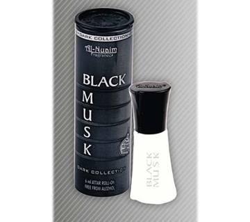 BLACK MUSK আঁতর - BY AL NUAIM [ 6ML ] India