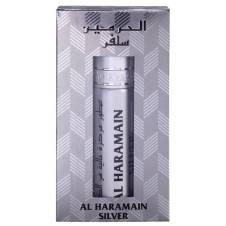 Prime হালাল এরাবিয়ান পারফিউম আতর অয়েল Al Haramain Alcohol Free Roll On 10 ML Various Fragrances Perfumes (10 ML, Silver) U.A.E বাংলাদেশ - 8506432