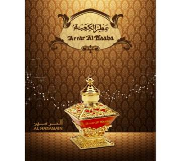 AL HARAMAIN ATTAR AL KAABA PERFUME FOR MEN AND WOMEN 25 ML EDP U.A.E