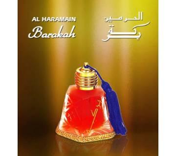Barakah 30 ml Concentrated Oil By Al Haramain Perfumes Saudi Arabia
