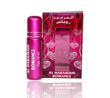 Al Haramain Concentrated Perfume Oil 10ml Romance Dubai