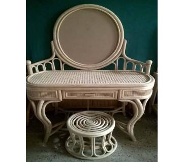 cane dressing table