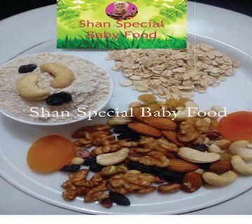 Fruity oats porridge - baby food 500g BD