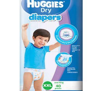 HUGGIES Dry Baby Diaper (XXL) - Malaysia
