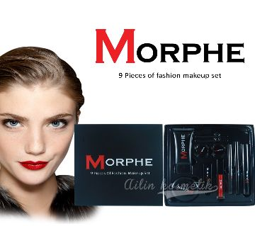 Morphe Make up set 9 in 1 Thailand