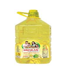 Muskan সয়াবিন অয়েল 8ltr