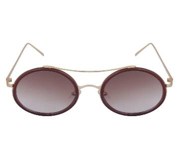 Metal and plastic ladies sunglasses