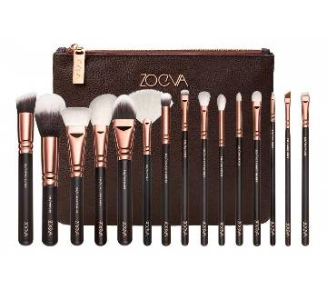ZOEVA. Rose Golden Complete Brush Set - UK