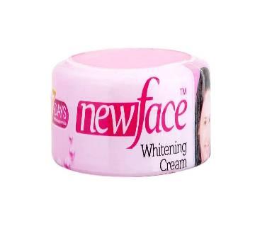New Face Whitening Cream 30gm - Pakistan