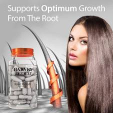 Root Rehab - Natural Hair Growth Vitamins For Women & Men  100g UK