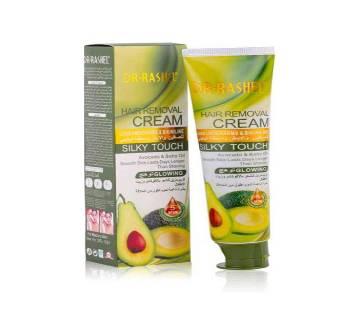 DR.RASHEL হেয়ার রিমুভার ক্রিম Avocado Depilatory Cream Baby Oil 110ml Thailand