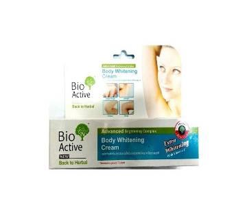 Bio active body whitening cream 100g Thailand