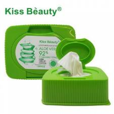 kiss beauty aloe vera 92 cleansing towel
