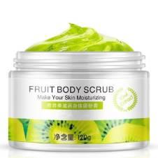 ROREC Fruit Body Natural Scrub Cleanses Skin Care Moisturizing Cucumber  120g Thailand