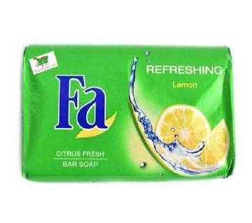 Fa Refreshing Lemon Citrus ফ্রেশ বার সোপ 125g UAE
