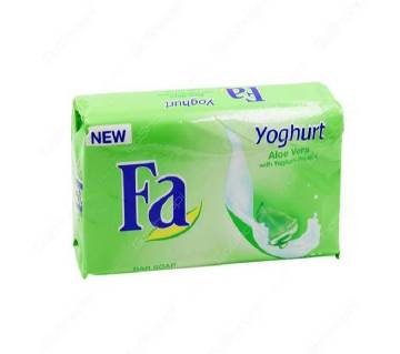 Fa Yoghurt Aloe Vera Soap 125g UAE