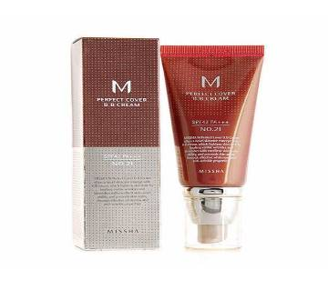 Missha M Perfect Cover BB ক্রিম SPF 42 PA+++ 50mL UK
