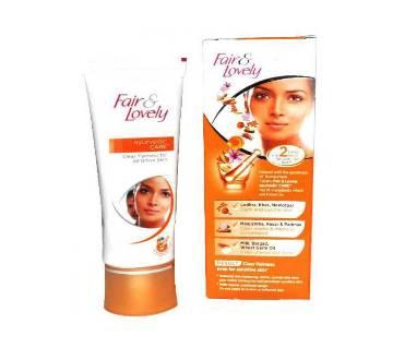 Fair & Lovely Ayurvedic Care Face Cream, 50g India