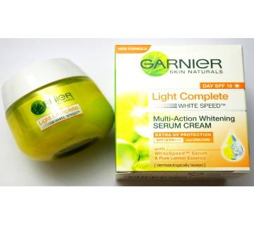 Garnier Light Complete Fairness Serum Cream UV 45g