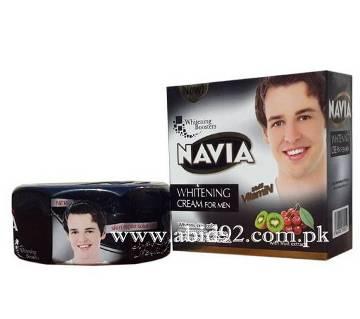 Navia whitening cream for men