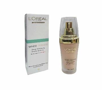 Loreal Paris Dermo-Expertise White Perfect Deep Whitening Double Essence 30ml UK