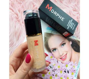 Morphe pro longer nourishing waterproof Foundation fond de teint 60ml USA