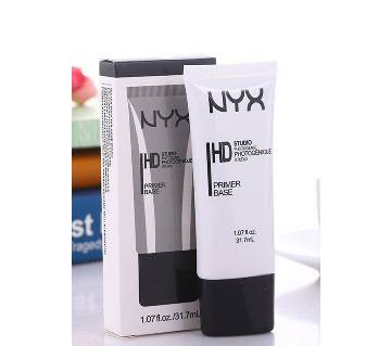 NYX professional makeup hd studio photogenic primer base, 60ml, usa