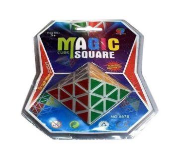 Magic Square Cube Toy - Multicolor