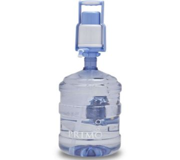 Hand Press Bottled Drinking Water - 2060