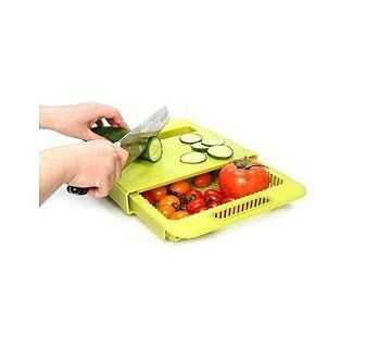 Chopping Board - Lime Green