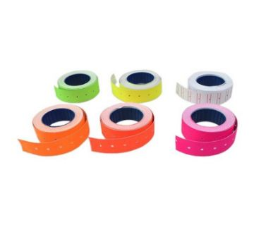 Price Label Sticker Roll Paper MX-5500 - 12pcs - Multi